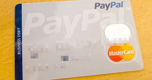 How to pay for your facebook ads with paypal method 2 paypal debit mastercard physical debit card colourmoves
