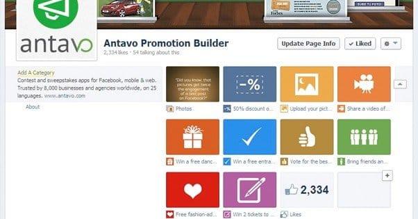 Facebook Tab Apps