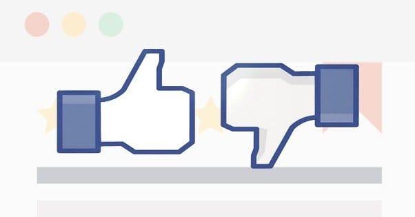 Reputation on Facebook