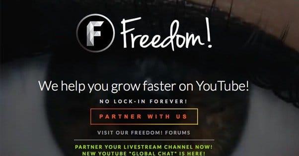 YouTube Partner Program Example