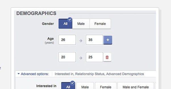 Split Testing Demographics