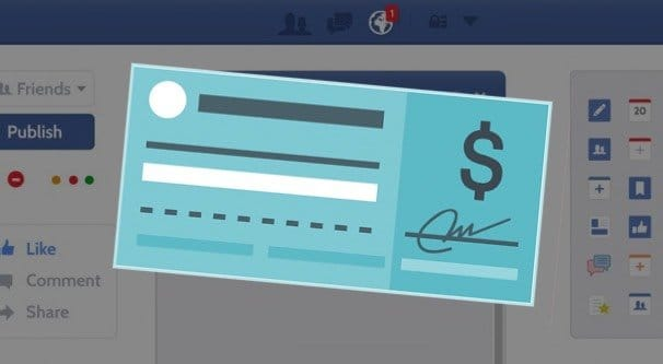 Monetizing Facebook Pages