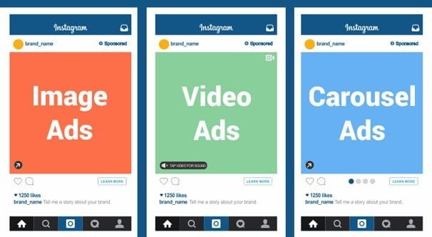 instagram mobile how to create an instagram ad campaign and image
