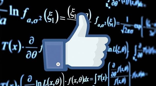 Facebook Liking Algorithm