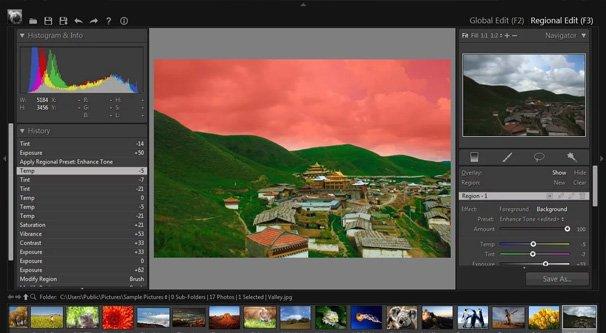 Photo Editor Example