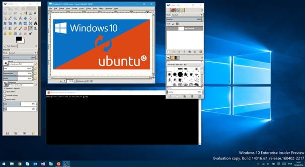 Windows Gimp